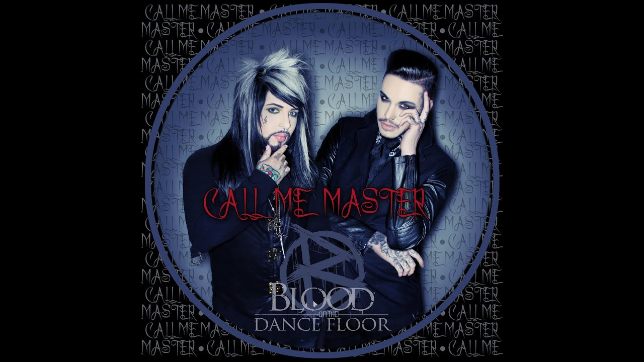 Blood on the dance floor call me master official lyric for Blood on the dance floor epic