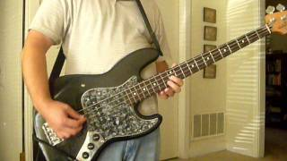 """Cocteau Twins - """"I Wear Your Ring"""" on bass"""
