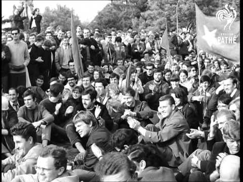Paris Riots (1968)