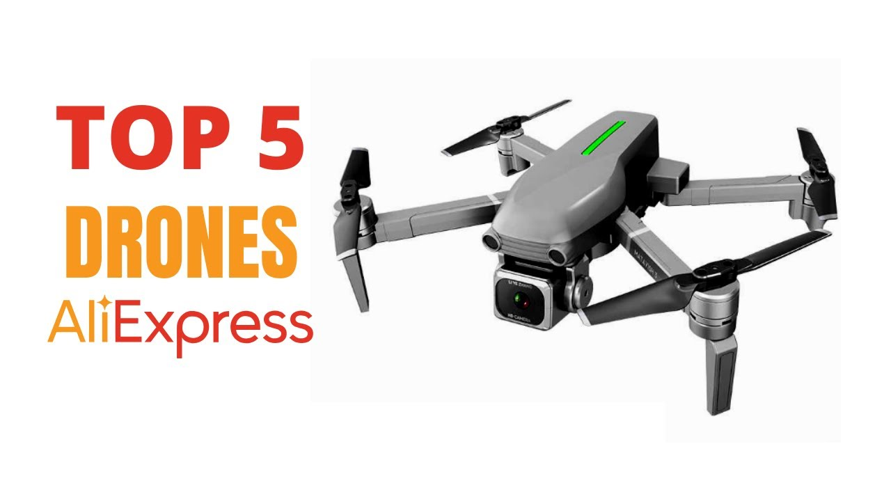 ¡Top 5! MEJORES DRONES de ALIEXPRESS 【 2020 】