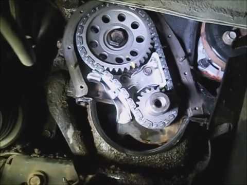 2l Isuzu Engine Diagram 3 Pontiac Sunfire 01 W 2 2l Timing Chain Install Pt 2 Youtube