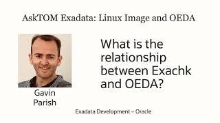 The Exadata sandwich, Linux image and OEDA