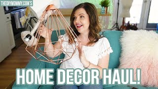 HOME DECOR HAUL | Wayfair, Amazon & Value Village