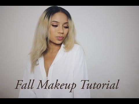 Simple & Sexy Fall Makeup Tutorial ☾ thumbnail