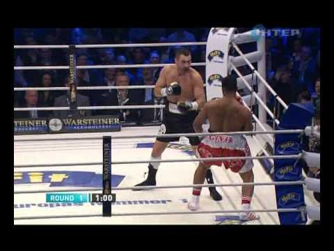 Виталий Кличко – Одланьер Солис / Vitali Klitschko vs Odlanier Solis