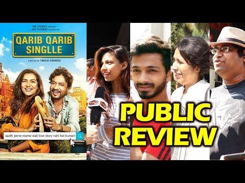 Qarib Qarib Singlle PUBLIC REVIEW | First...