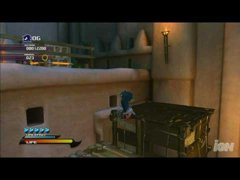 Sonic Unleashed (PS3/X360) Review