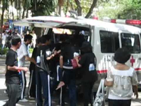 Sự cố xảy ra tại Trường THPT Nguyễn Đình Chiểu - Mỹ Tho