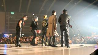 [HD] 121130 2012 mama The artist of year ( BigBang)  fancam