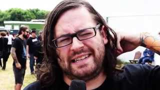 THE BLACK DAHLIA MURDER @ DOWNLOAD FESTIVAL 2014