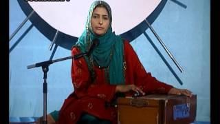 Famous Kashmiri Sufi lyrics Sung by Shazia Bashir (Mastoor Tamblav Kastoor Nalav)