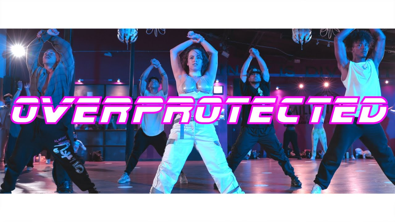 Britney Spears - Overprotected - Choreography by JoJo Gomez