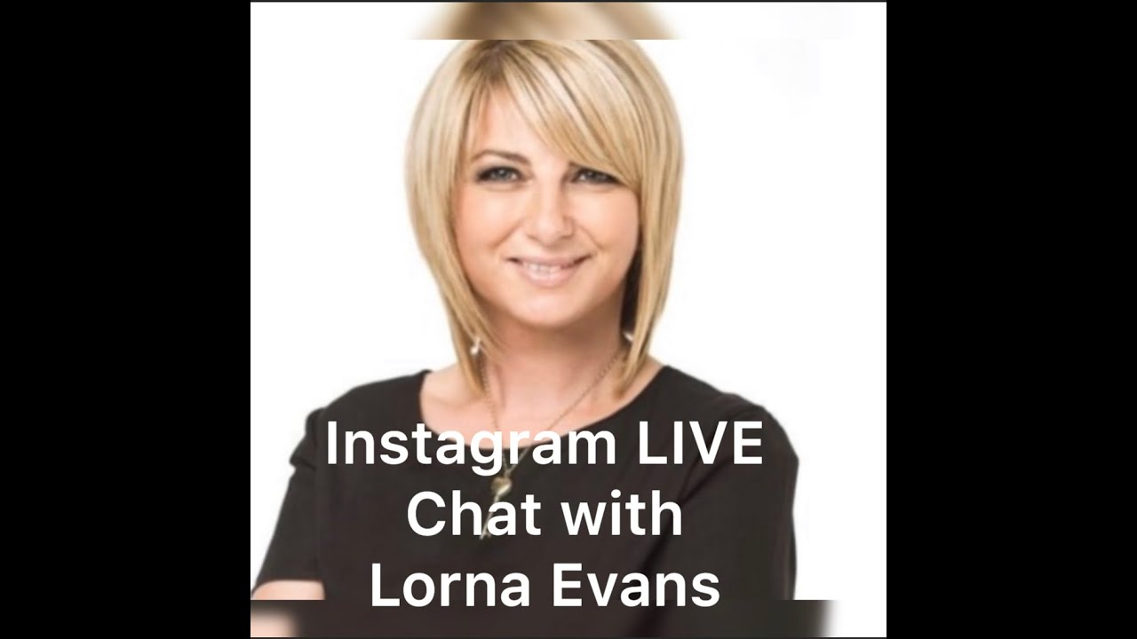 Live Instagram Chat with Lorna Evans Education