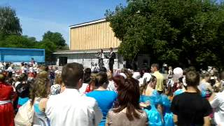 9 мая. Красилов(Красилов. На Центральной площади города. Праздничный концерт. Выступают местные таланты., 2013-05-09T12:01:55.000Z)