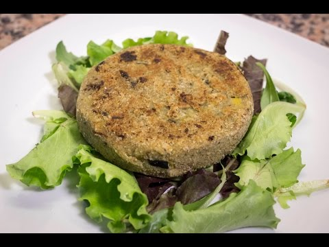 Burger ceci e melanzane - Ricetta Vegan