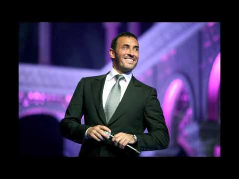 كاظم الساهر -البارحة بالحلم-موال-2017-lyrics(اجمل ما غنى القيصر )
