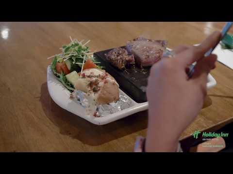 Holiday Inn Darling Harbour Restaurants