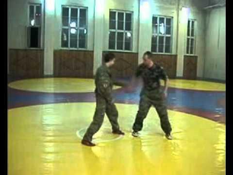 Рукопашный бой. Русский стиль.Russian Hand to Hand Combat