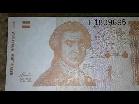 Croatian Banknotes