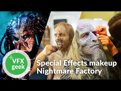 Nightmare Factory - Special Effects Documentary - 2011