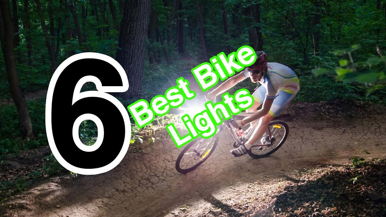 Best Bike Lights Top 6 For Every Kind Of Ride Aliexpress Youtube