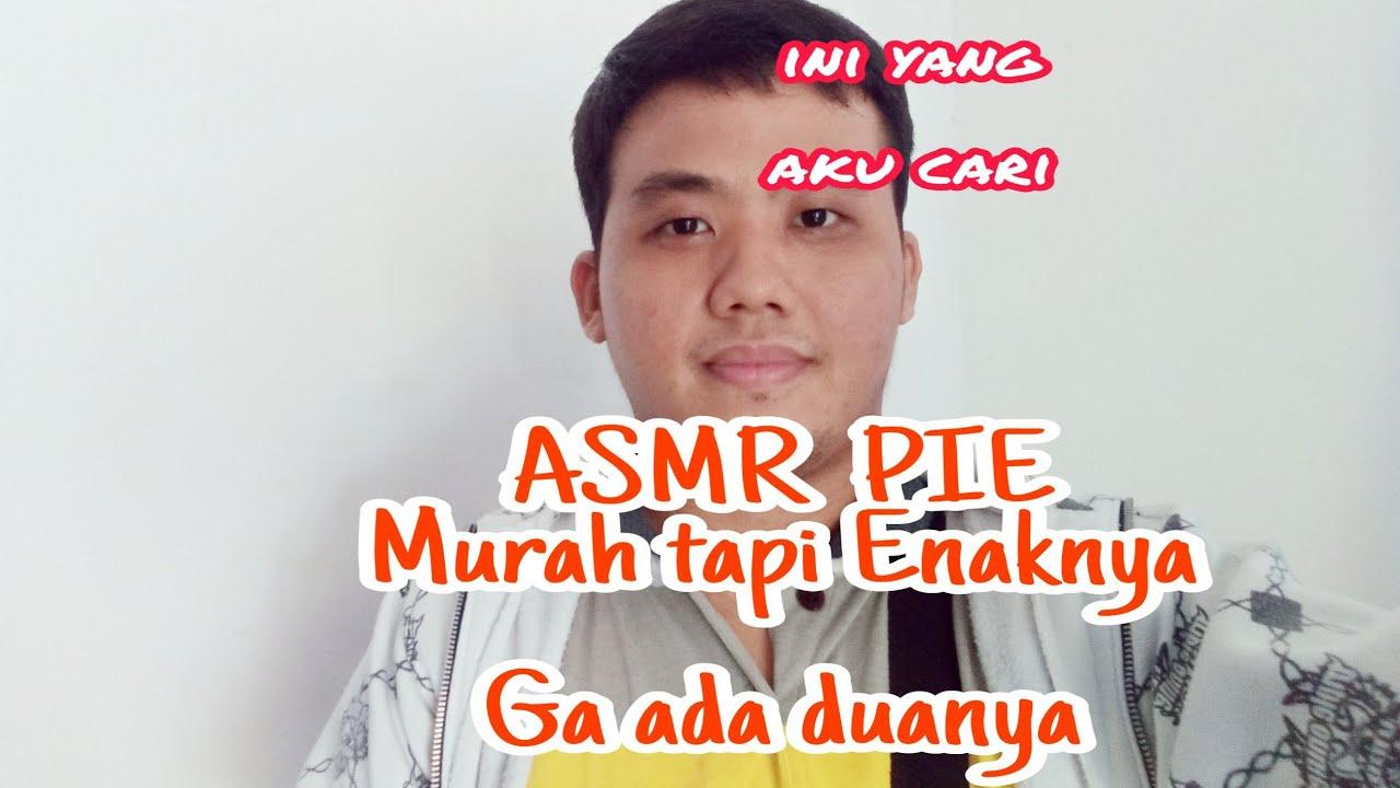ASMR Pie Eating sounds- ASMR Indonesia