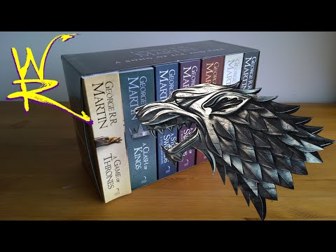 A Song Of Ice And Fire Book Series