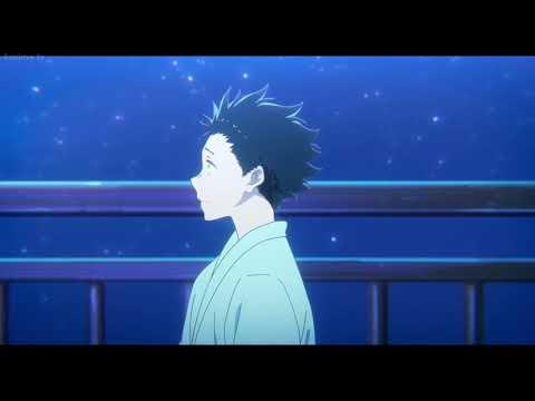 Koe no Katachi A Silent Voice ending scene...