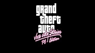 Grand Theft Auto Vice City: Vice City Stories PC Edition (e3 2018 build)