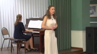 'Волшебный мир вокальной музыки'  в Пензенской областной библиотеке им. М.Ю. Лермонтова
