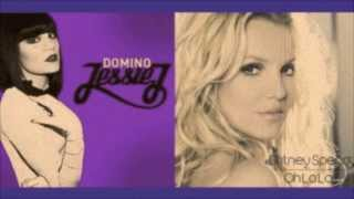 Domino vs. Ooh La La - Jessie J and Britney Spears (Mashup)