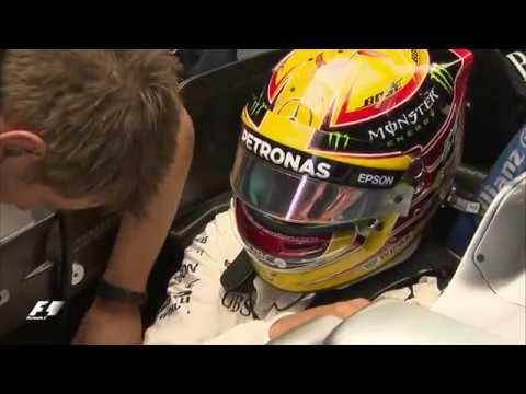 2017 British Grand Prix | Qualifying Highlights