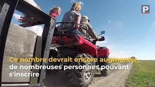 """Coronavirus : """"l'incroyable mobilisation"""" pour aider les agriculteurs de la région"""
