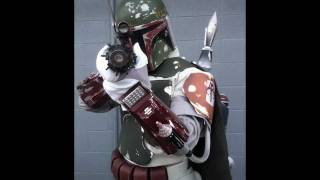 Fan Built Boba Fett Costume Replica