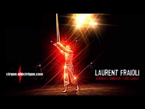 Cabaret Electrique - Laurent Fraioli par Kiki Picasso