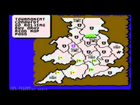 C64 Longplay - Defender Of The Crown