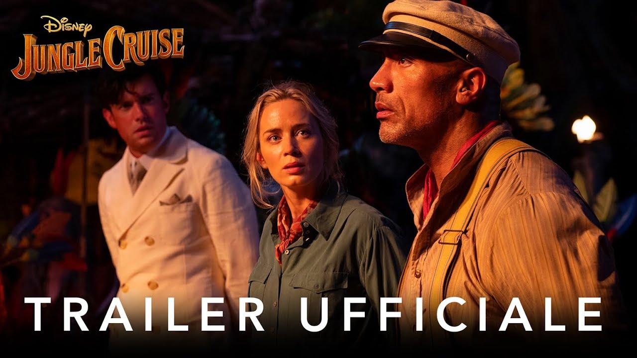 Jungle Cruise - Trailer Ufficiale