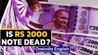 Rs 2000 dead? ATMs to stop dispensing Rs 2000 notes? Fact Check | Oneindia News