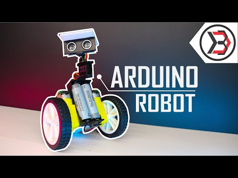 How To Make A Simple And Easy Arduino Robot For Science Project