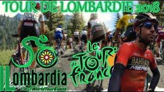 IL LOMBARDIA/Tour de Lombardie 2018 sur TDF 2018