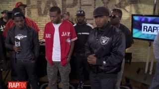 Slimm Pusha On MTV Rapfix Cypher 2013