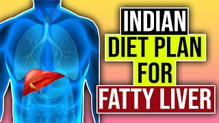 Indian Diet plan for Fatty Liver | Foods to Eat and Avoid |Dietburrp