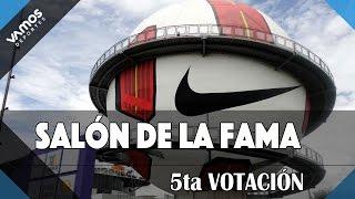 Salón de la Fama de Futbol FIFA, 5ta votación (2015)