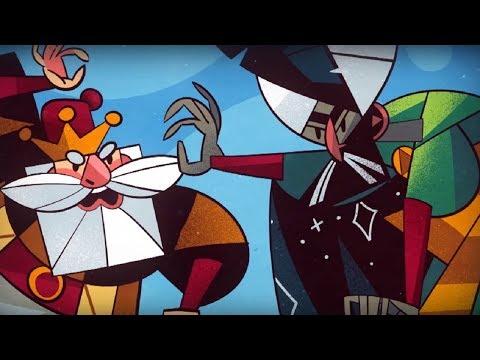 Волшебный Фонарь - Золотой Петушок - обучающий мультфильм - А.С. Пушкин