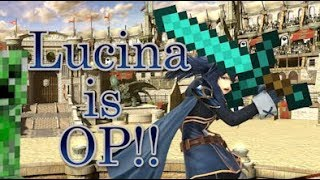 Lucina is OP - Smash Bros. Ultimate Montage