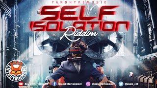 SevenZ - Outside [Self Isolation Riddim] May 2020