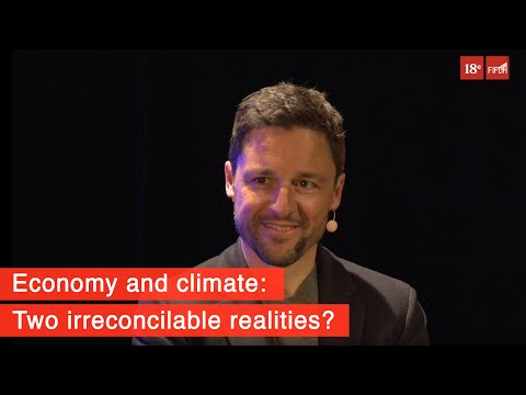 Economy and climate: Two irreconcilable realities? | FIFDH 2020