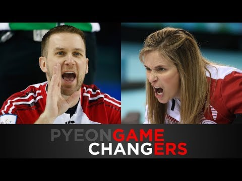 Mixed Doubles Curling Ups Canadian Medal Potential at PyeongChang 2018