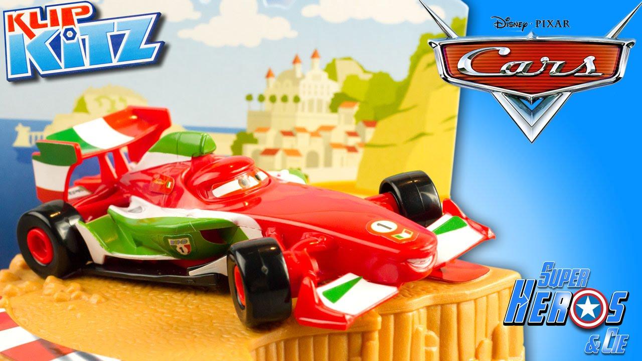 Disney Cars 2 Klip Kitz Francesco Bernoulli Jouet à Construire