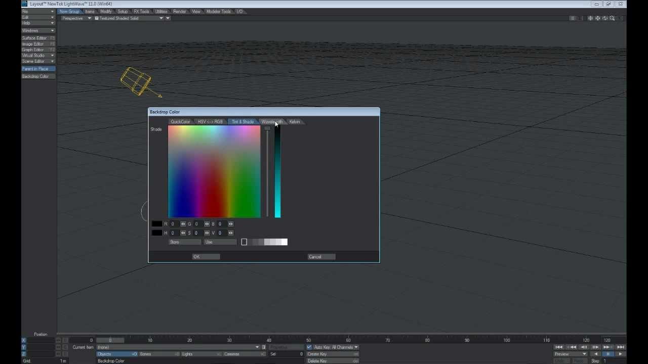 lightwave ui tutorial layout youtube rh youtube com LightWave 3D Hypervoxels NewTek LightWave 3D